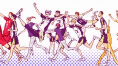 This blog is completely devoted to HAIKYUU!!. Updates daily.