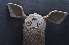 Unique gift handmade fabric rag doll - Peshek by SzyszkaDolls on Etsy Unique Gifts, Handmade Gifts, Rag Dolls, Unique Jewelry, Fabric, Etsy, Accessories, Vintage, Kid Craft Gifts