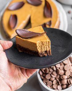 Cheesecake Recipes, Pie Recipes, Baking Recipes, Dessert Recipes, Mac And Cheese Homemade, Caramel Brownies, Raw Desserts, Vegan Cake, Saveur
