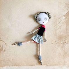 TonyaUtkina: Art dolls by MioPupazzo