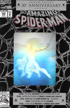 The Amazing Spider-Man #365 Marvel Comics Vol 1