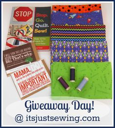 Woo Hoo - Another Awesome Giveaway!