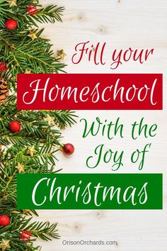 The Christmas season brings so much joy! Use these ideas to create fun traditions and fill your homeschool with the joy of Christmas! Christmas Lyrics, A Christmas Story, Christmas Holidays, Christmas Blessings, Christmas Music, Christmas Activities, Christmas Projects, Christmas Traditions, Christmas Ideas