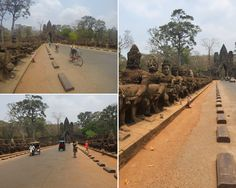 Temples of Angkor – The Girls Who Wander Angkor, The Girl Who, Temples, Cambodia, Railroad Tracks, Wander, Girls, Little Girls, Daughters