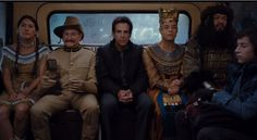 going to comic con on public transportation like so
