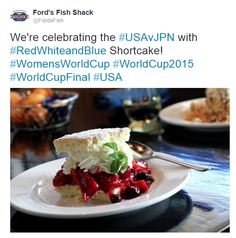 Great Twitter post from Ford's Fish Shack in Ashburn, VA / Sympathique post Twitter de Ford's Fish Shack à Ashburn, VA https://twitter.com/FordsFish/status/617830168384643073