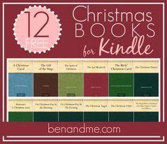 Free #Kindle books for #Christmas.