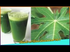 Drink Papaya Leaves Juice to Cure Many Health Problems! – Positive Thinking & Self Help Community Papaya Leaf Tea, Papaya Leaf Extract, Papaya Benefits, Organic Supplements, Diabetes, Natural Antibiotics, Liver Disease, Natural Home Remedies, Health Problems
