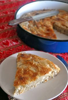 Cheese Burek. From an amazing Croatian blog, lots of family recipes http://thedomesticatedfeminist.com/2012/12/13/burek/ http://www.chef4all.com/burek_recipe.html http://www.pinterest.com/pin/281475045432938754/
