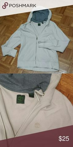 timberland insulated sweatshirt