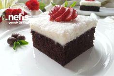 Kakaolu Gelin Pastası (Duble Islak)