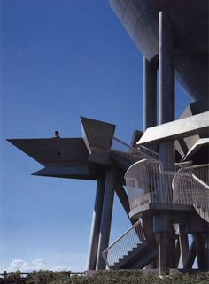 13 Works of Japan's Anime Architecture © Shinkenchiku-sha: Kihoku Astronomical Museum