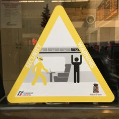 Be careful when you in Italy