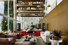 Apartamento da blogueira - Arquiteto Leo Romano