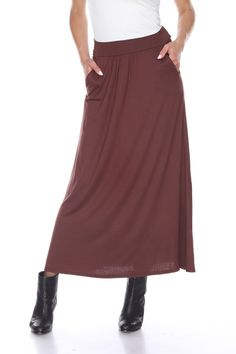 ba59076c5 10 Best Brown Maxi Skirts images in 2015 | Dress skirt, Boho fashion ...