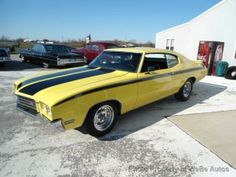 1971 Buick Skylark GSX TrimBig Block V8 2 Door Hard Top Nice Paint Good Interior Auto Trany Power Steering Power Brakes factory A/C Car Nicely Done Just Drove 500 MilesDrives GreatLOCATED IN ILLOADED WITH VALUE! This Skylark GSX comes equipped with: AM/FM Our passion at WeBe Autos is Classic, Musscle, Vintage and Exotics. Call Michael Runnalls for more details and directions 631-328-AUTO Thank you, Michael Runnalls We Be Autos Ltd. Long Island, NY Michael@WeBeAutos.com www.WeBeAutos.com ...