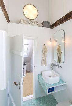 Find inspiration til dit badeværelse i galleriet her: | Mad & Bolig