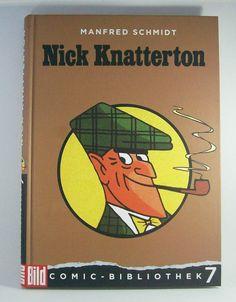 #Nick #Knatterton #Comic #Bibliothek 7 #Weltbild #Buch #eBay #Deutschland