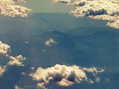 from the plane!