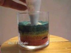 Ako Tsubaki sand art