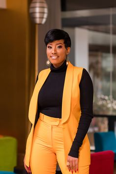 Classy Work Outfits, Stylish Outfits, Suit Fashion, Fashion Outfits, Mode Kimono, Suits For Women, Clothes For Women, Corporate Outfits, Latest African Fashion Dresses
