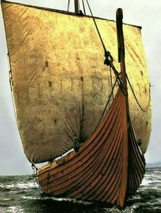 Viking ship ¤