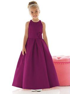 Flower Dress Fl4022