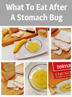 Easy Food To Eat After Stomach Flu