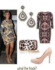 Under $100: Beyonce Style