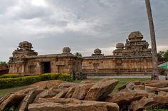 Treks and travels: Panchakuta Basadi at Kambadahalli