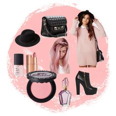 """""""Pink"""" by beatriz-justo on Polyvore"""