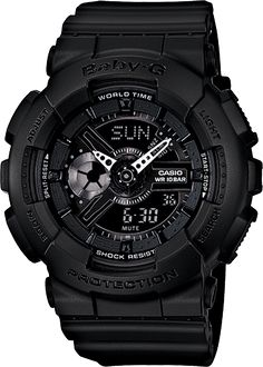 BA110BC-1A - Baby-G Black - Womens Watches | Casio - Baby-G