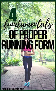 Here is everything you need to know to establish proper running form. Check out these running form tips for beginners to correct any mistakes before they become a habit improve your running posture and set yourself up for success. Beginner Half Marathon Training, Half Marathon Tips, Half Marathon Motivation, Running Motivation, Running For Beginners, How To Start Running, How To Run Faster, Good Running Form, Proper Running Form
