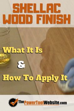 How To Apply Polyurethane - 4 Easy Steps To A Great Finish Woodworking Techniques, Easy Woodworking Projects, Diy Wood Projects, Fine Woodworking, Woodworking Furniture, How To Apply Polyurethane, Tool Website, Wood Working For Beginners