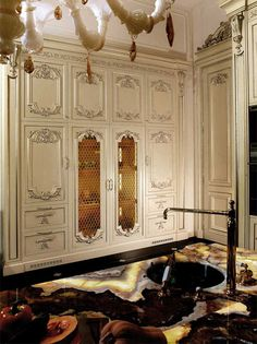 Classic Luxury Kitchen kitchen design in dubai, kitchen design in classic style, photo 2