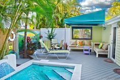 Key West Wabi Sabi | 4 Bedroom Nightly Vacation Rental