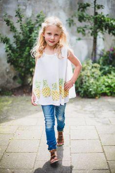 Fleur in #name it #zara #kidsfashion #kindermodeblog