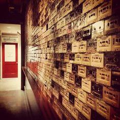 Tape wall | Yelp