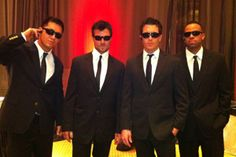 Men in Black #bydzign #vegasevents #entertainment #entertainmentbydzign For more info on booking/pricing visit www.by-dzign.com