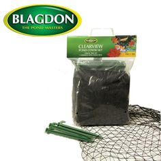 4x 3m Black Fine Pond Cover Net ** You can find out more details at the link of the image.