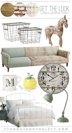 Get the Look: Once Upon A Time // 7thhouseontheleft.com