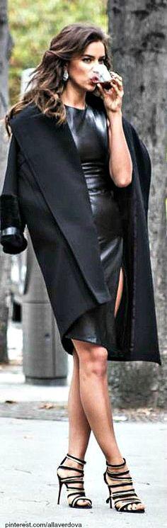 Irina Shayk is physical perfection.