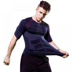 Yd Hot 2017 Rashgard Man Compression Fitness Tights Running Shirt Gym Blouse Yoga Sport Suits Soccer Jerseys Tank Man's T-Shirts Gym Shirts, Running Shirts, Compression T Shirt, Baskets, Friday Workout, Fit Couples, Clothing Company, Sport Clothing, Basket Ball