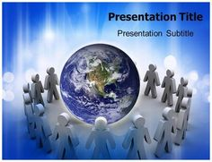 Business Templates, Human Resources, Presentation