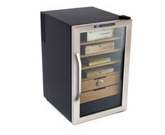 Humidors for Cigars Cigar Cooler Whynter CHC-251S Stainless Steel  2.5 Cubic Ft #Whynter