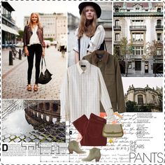 590. I can't go forward and I can't turn back on Polyvore