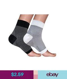 24c75d30e4 $2.55 - Feet Gel Plantar Fasciitis Arch Sleeve Orthotic Support Foot Heel  Pain Socks #ebay