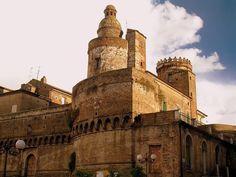 Castello Caldoresco, Vasto, Abruzzo. 42°06′41.72″N 14°42′29.59″E