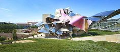 Win A Trip to Spain! Five-day trip for two to the Marqués de Riscal winery and hotel in Rioja, and Madrid