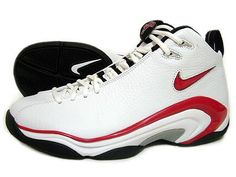 Nike Air Pippen 2. Best of the Pippen line, and one of my favorite pair of shoes being that I was a huge fan of Pippen.